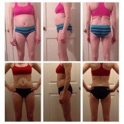 Bikini Bootcamp Before and After